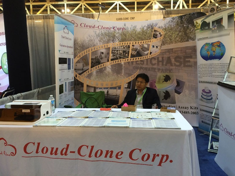 Cloud-Clone Corp attended AACR 2016