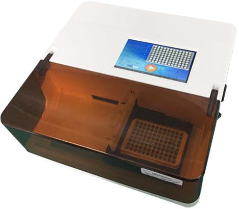 智能微孔板清洗机 SMW16.1
